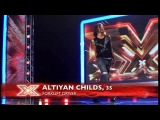 Altiyan Childs Sex On Fire (2nd audition)